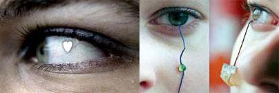Eye Jewelry…uHHhh?!