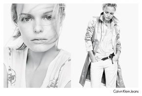 Kate Bosworth for Calvin Klein Jeans