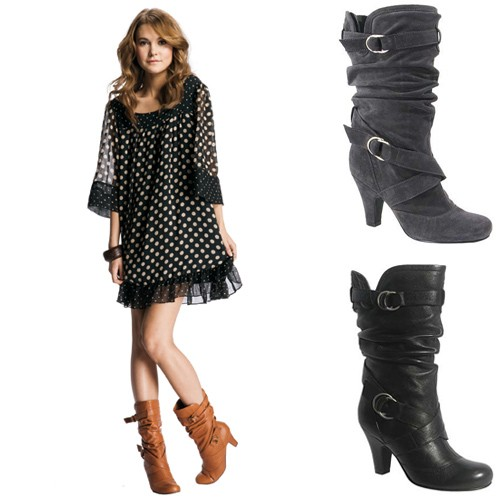 High End Women S Fashion Boots
