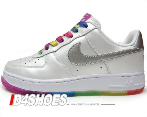 Nike Air Force De Colores Mujer