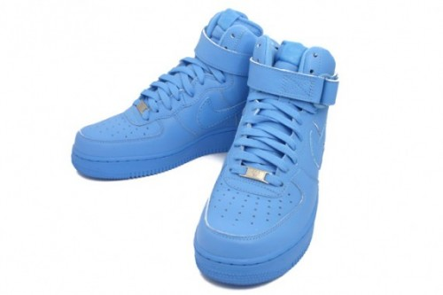Air Force One Nike Blue