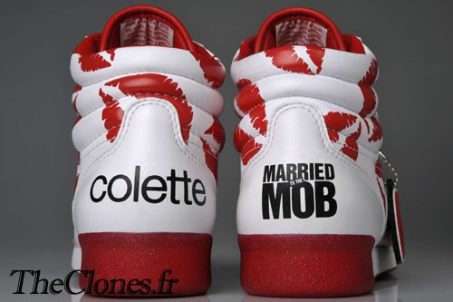 Reebok Freestyle x Married To The Mob x Colette