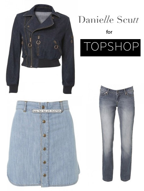 First Look at Danielle Scutt for Topshop