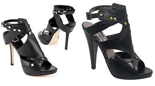 Steve Madden Madalynn Gladiator Sandals