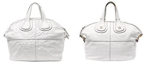 Givenchy Nightingale ~ White on White