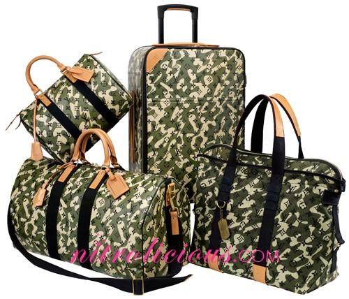 """5fb2a49d97a4 Murakami x Louis Vuitton """"Monogramouflage"""" Collection - nitrolicious.com"""