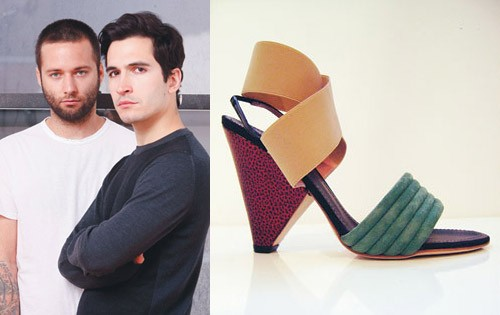 First View of the Proenza Schouler Footwear Collection