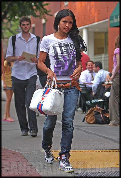 What Was Cassie Wearing? - nitrolicious.com