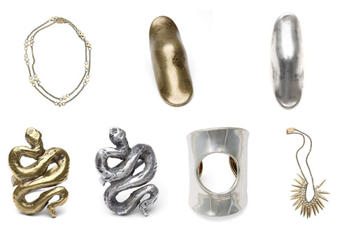 Robert Lee Morris for Elizabeth and James Jewelry – Pre-Order Available