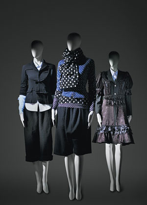 First Look: COMME des GARCONS for H&M