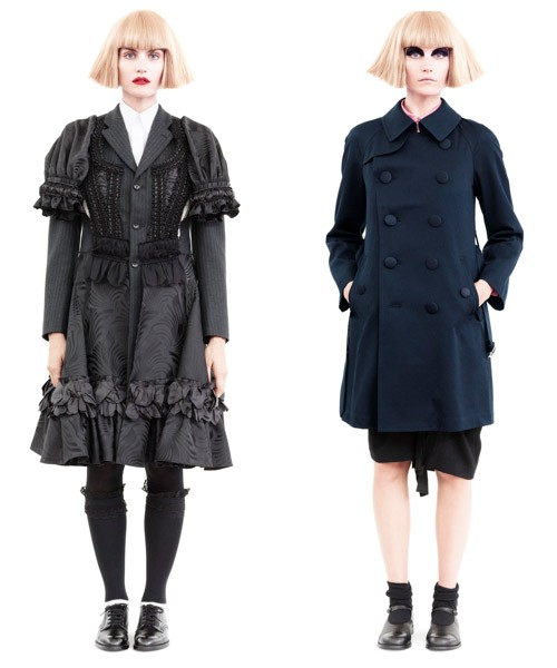 COMME des GARCONS for H&M Collection Preview