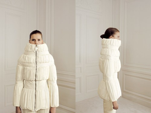 Moncler Gamme Rouge Collection by Giambattista Valli