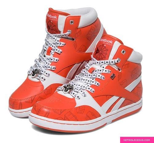 Reebok x Hasbro MONOPOLY Footwear