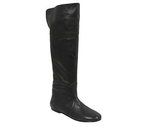 steve madden swoop flat boots nitrolicious