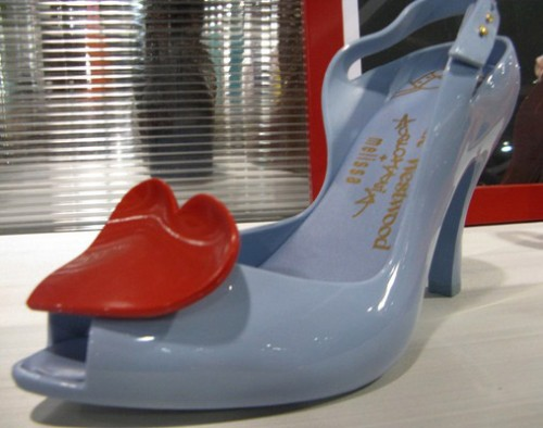 First Look: New Vivienne Westwood for Melissa