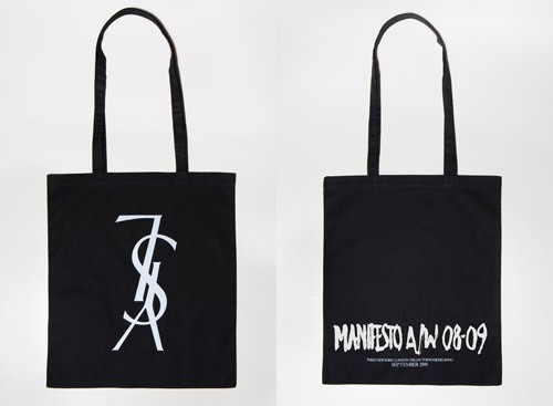 Free YSL Cotton Tote Bags on September 6! - nitrolicious.com