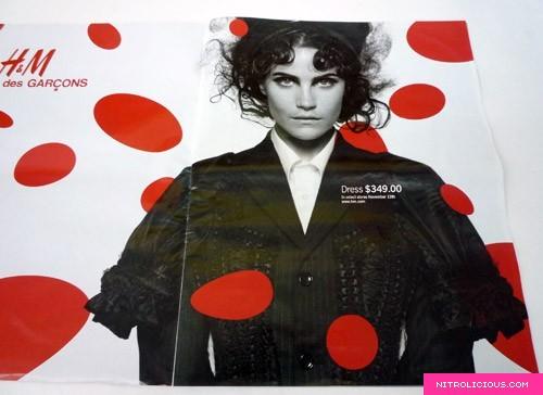 COMME des GARCONS for H&M Dress – $349
