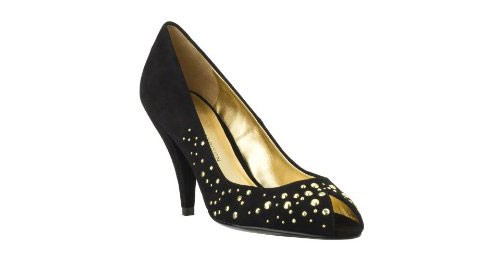 First Look: Sigerson Morrison for Target - Suede Crystal Pump