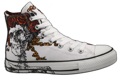 20b5a917c1bd Converse Music Sneaker Collection  Grateful Dead - nitrolicious.com