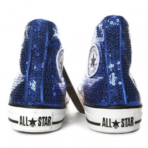 Converse WMNS Chuck Taylor Hi All Star Strass Pack - Sequins ...