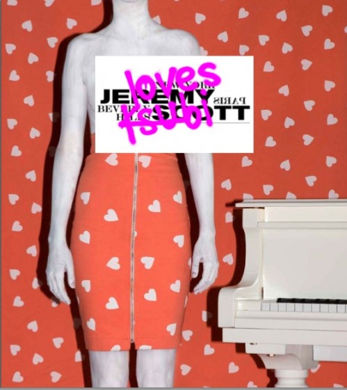 Jeremy Scott loves Ksubi 2009 Collection Preview