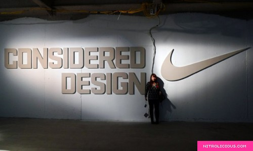 Nike Considered Design Launch Event