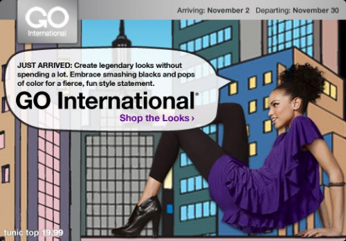 Target GO International Private Label Collection 4 – Available Now