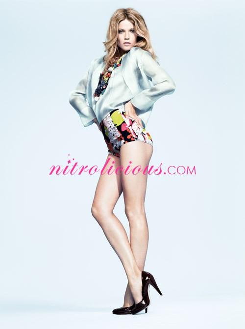 H&M Spring 2009 Lookbook