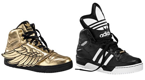 0da566e655b Jeremy Scott for adidas Originals - JS Wings   JS Logo ...
