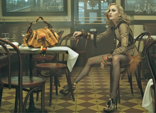 Madonna for Louis Vuitton – Spring 2009 Ad Campaign