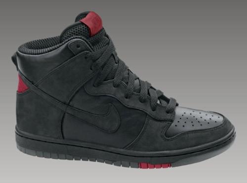 Nike WMNS Skinny Dunk High - Black Varsity Red - nitrolicious.com 91d5ebc0c9
