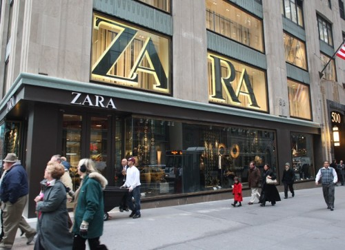 zara launching online store in fall 2010. Black Bedroom Furniture Sets. Home Design Ideas