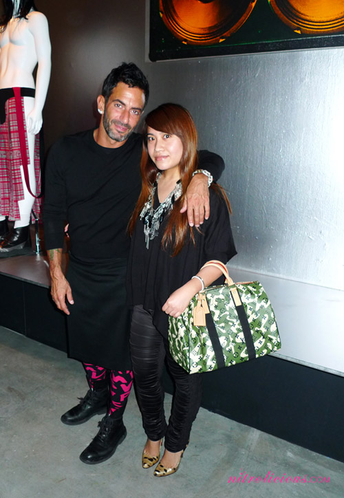"""Louis Vuitton x Stephen Sprouse """"Rock on Mars"""" Exhibition Preview"""