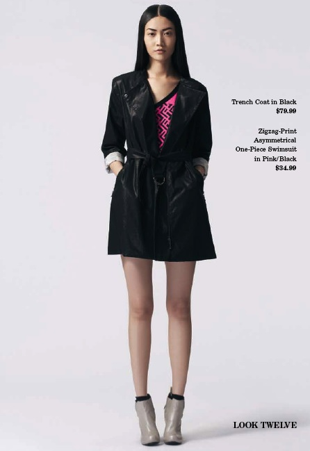 More Looks: McQ Alexander McQueen for Target