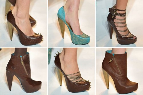 Christian Siriano for Payless Shoes Collection – Fall 2009