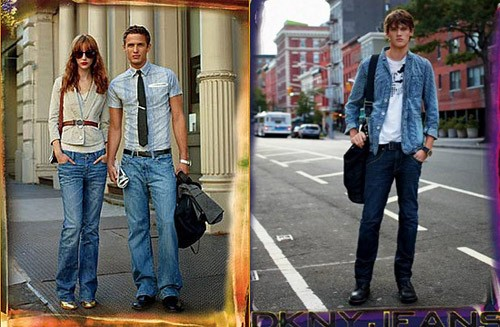 More Looks: DKNY Jeans Spring 2009 Ad Campaign ...