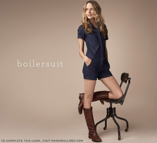 Madewell for shopbop Denim Collection