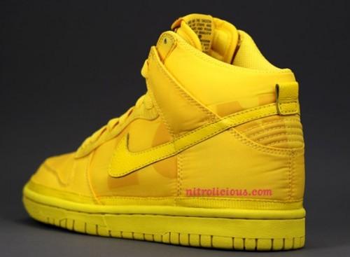 Nylon Magazine x Nike Sportswear Dunk High