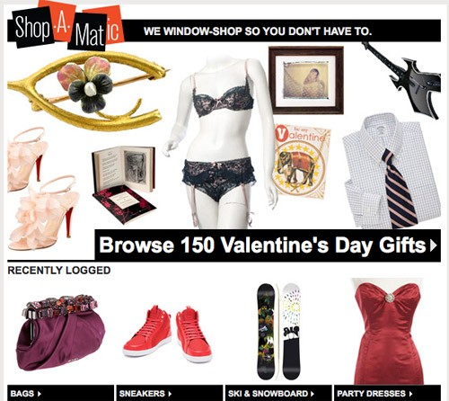 Shop-A-Matic: Valentine's Day Gift Guide