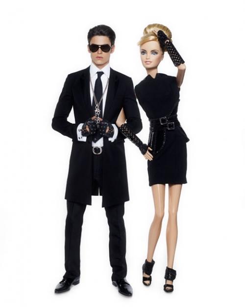 Barbie & Ken by Karl Lagerfeld @ colette