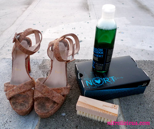 How To Clean Cork Sandals