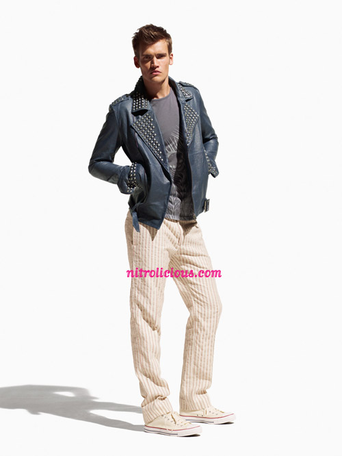 Matthew Williamson For Hm Summer 2009 Mens Collection