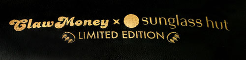 Claw Money x Sunglass Hut [Sneak Peek]