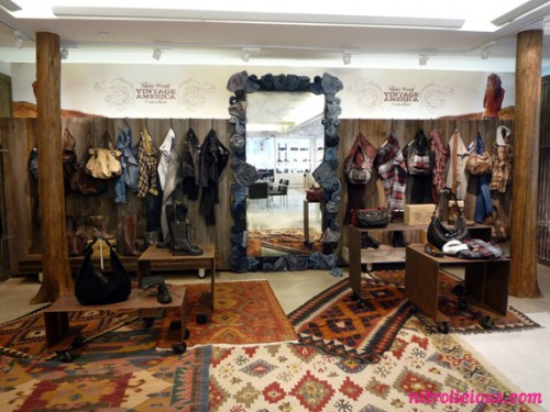 Nine West Vintage America Fall 2009 Collection Preview