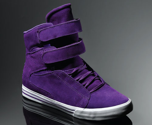 Supra Society Purple