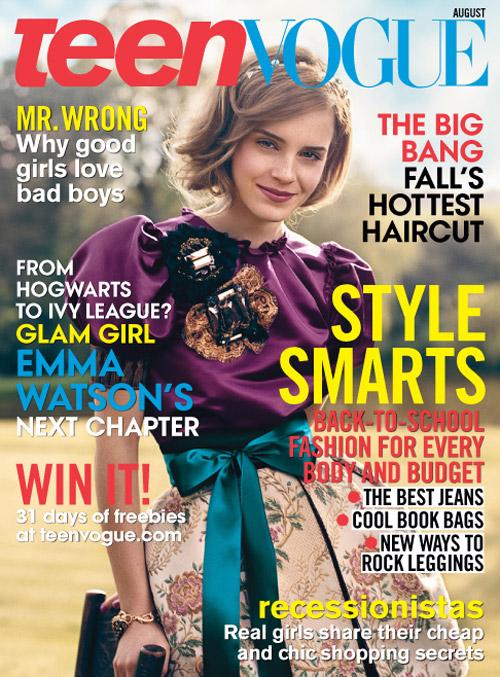 Emma Watson To Design Teen Fashion Line - nitrolicious.com
