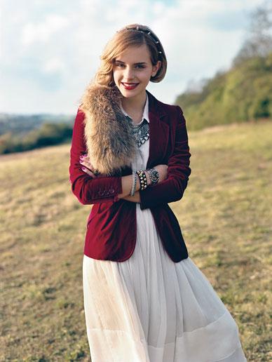 emma watson to design teen fashion line nitroliciouscom