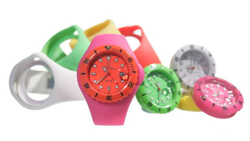 ToyWatch The Jelly Strap Watch Collection