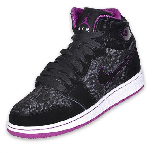 Air Jordan 1 Retro High (Girls) – Lace