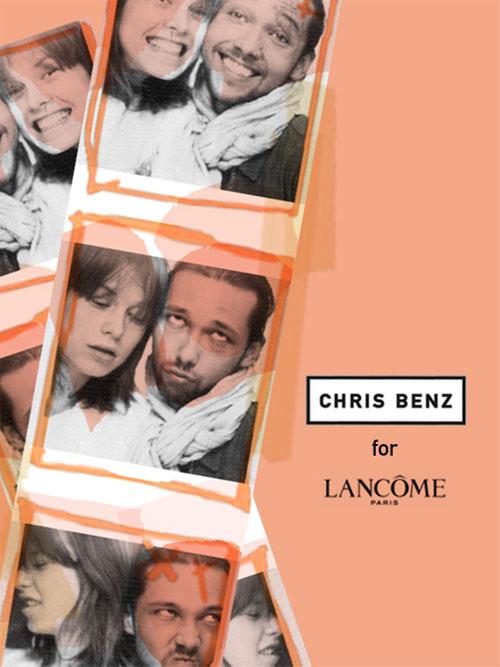 Chris Benz for Lancôme Pout-à-Porter Lipstick